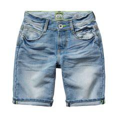Vingino Cahan short jeans  Jongens korte broek Direct leverbaar uit de webshop van www.humpy.nl/