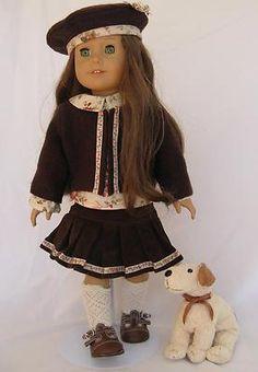 OOAK Autumn Rose for American Girl Saige Caroline Marie Grace Felicity | eBay