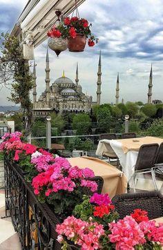 Istanbul Turkey - Information Soho House Istanbul, Istanbul City, Istanbul Travel, Beautiful Places To Visit, Wonderful Places, Beautiful World, Hagia Sophia, Places To Travel, Places To Go