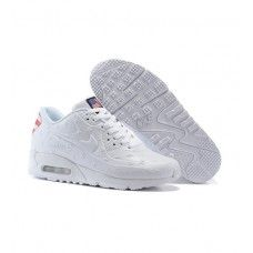 e8ae4b056eec6 Best 2015 Nike Air Max 90 Hyperfuse Usa Independence Day White 0036 Air Max  90 Hyperfuse