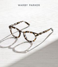Warby Parker Laurel in tortoise