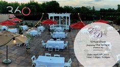 #360sitevisit #njweddingvenue #virtualtours #weddingvendors #bridalshow #elegantbridal #weddingvenues Nj Wedding Venues, Wedding Vendors, Bridal Show, Wedding Planning, Cocktails, Table Decorations, How To Plan, Elegant, Craft Cocktails