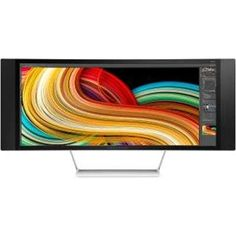 """HP K1U77A8#ABA Z34c 34"""" Ultra Wide Curved LED Display 3440 x 1440 HDMI/MHL/DP 1-Year. Part Number: K1U77A8#ABA. Screen Mode: UW-QHD. Response Time: 8 ms. Aspect Ratio: 21:9. Backlight Technology: LED. Speakers: Yes. Built-in Devices: Speaker. HDMI: Yes. Free Shipping. Product Name: HP Z34c 34"""" Ultra Wide Curved LED Display 3440 x 1440 HDMI/MHL/DP 1yr. Manufacturer Part Number: K1U77A8#ABA. Product Line: Business. Product Series: Z. Product Model: Z34c. Product Type: LCD Monitor. Number of..."""