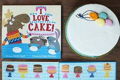 Today is International Cake Day! We HAD to celebrate with I Love Cake!, a picture book after our own hearts  #cakeday #internationalcakeday #cake #ilovecake #bookstagram #instabook #kidlit #childrensbooks #picturebooks