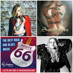 """Check out """"Route 66 Rock & Blues Radio Show (21/05/17) NEW Snakecharmer music and Mollie Marriott interview"""" by The Route 66 Rock & Blues Show on Mixcloud"""
