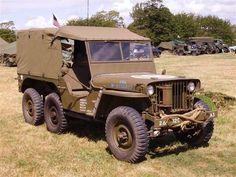 Ford GP T14 6x6