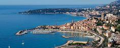 Menton Département Alpes Maritimes France