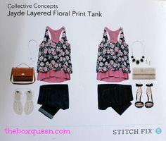 Stitch Fix August 2014 Review | The Box Queen #stitchfix