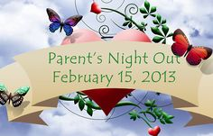 Parent's Night Out – Friday Feb. 15th from 6:00 - 9:00 PM: Children's Council will host children's night out here at the church. Drop your kids off for a FREE night of pizza, supervised fun, and games with their church friends. All children birth to 6th grade are welcome. If you plan to have your child attend please RSVP to cschwab@stmatthewsumc.org by Wednesday Feb. 13th.