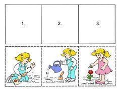 Images séquentielles à imprimer