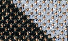 loverofbeauty:  Ng Han Guan: Parade, Beijing (2015)