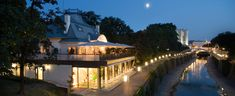 The Steirereck restaurant, Vienna. rated the 11th best in WORLD. The restaurant is located in a beautiful art noveau pavilion in the beautiful Stadtpark.