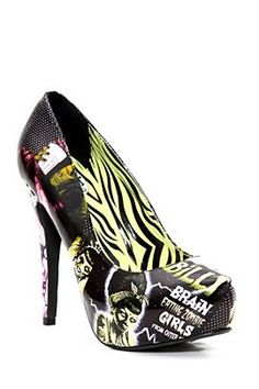 Zombie Heels! must have these!
