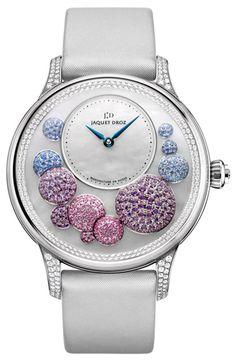 Jaquet Droz Ladies Watches - Exquisite Timepieces
