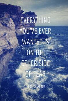 Don't let fear rule your life. Carry a #mPERS device. http://www.CallSafe.net