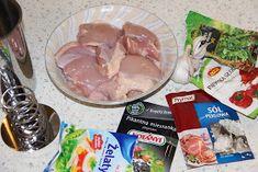 Domowa wędlina z udek kurczaka Turkish Recipes, Ice Cream, Chicken, Food, Fine Dining, No Churn Ice Cream, Icecream Craft, Essen, Meals