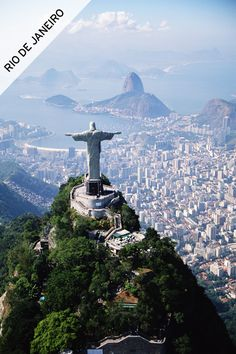 Rio De Janeiro....nuff said