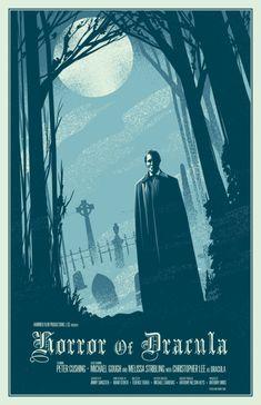 Cushing & Lee make great old horror movies.