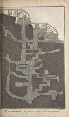 t.6 (1768) - Recueil de planches, sur les sciences, les arts libéraux, et les arts méchaniques : Minerology