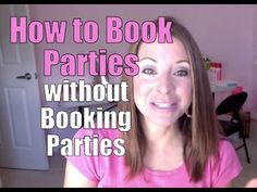 Book parties in direct sales without BOOKING actual Parties - Watch the first half Tupperware, Direct Sales Party, Direct Sales Games, Direct Sales Tips, Selling Mary Kay, Mary Kay Party, Beauty Consultant, Paparazzi Consultant, Independent Consultant