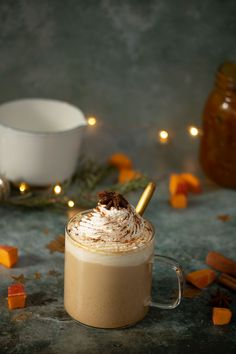 Milk Shakes, Sweet Recipes, Cake Recipes, Healthy Recipes, Starbucks Pumpkin Spice Latte, Pastry Cake, Easy Cooking, Brunch, Food And Drink