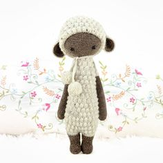 He doesn't look like but actually Lupo is a wolf! OK – a wolf in sheep's clothing and that's what happened: When Lupo was a puppy, he had a great passion for hand-knitted sh…