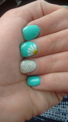 Summer Ideas For Kids 2019 Cute nail design for women,teens,and kids for spring. | Nail Art