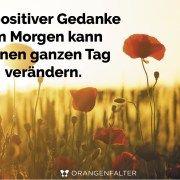 Positive Gedanken