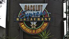 Hollywood Studio's Restaurants Backlot Express