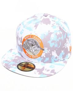 Find Star Wars All Over Camo 5950 fitted Hat Men s Hats from New Era   more  at DrJays. on Drjays.com 232c9892711