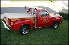 1979 Dodge Lil Red Express Pickup 360 CI, Automatic  #MecumHouston