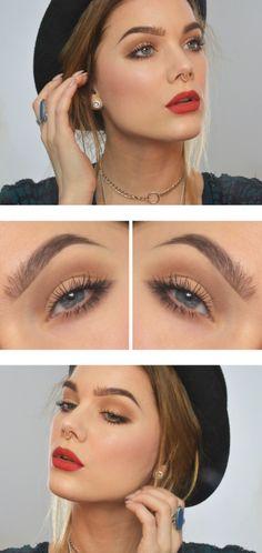 Body Makeup, Eyebrow Makeup, Makeup Geek, Makeup Dupes, Makeup Art, Makeup Addict, Makeup Inspo, Beauty Makeup, Pretty Eye Makeup