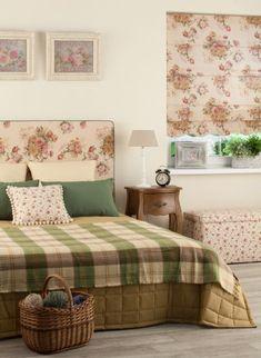 Spálňa z kolekcie Flowers    #spalna#kvety#prehoz#vintage#vidieckystyl Storage, Bed, Flowers, Inspiration, Furniture, Vintage, Home Decor, Autumn, Inspired