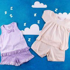 Tagarela é uma marca especializada em roupas para o momento do soninho. São pijamas confortáveis, com etiquetas que não incomodam, modelagens amplas e fáceis de vestir. www.Dinda.com.br