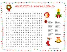 35 Free Christmas Word Search Puzzles For Kids At Challenging Printable