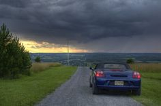 Toyota MR2 Spyder, Finger Lakes, NY Check out some of my other photos here: http://www.viewbug.com/member/drakkardarkblade