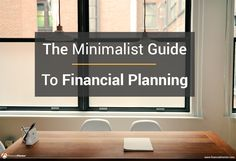 Believe it or not, financial planning is really simple. Spend less than you earn and invest the savings wisely. After you retire, spend less than your investment income and invest the savings wisely. That's it... except for one minor, little detail.
