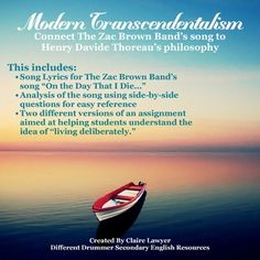 transcendentalism in modern music Social means to a transcendent end namely the social transcendentalism which i had been building towards in earlier works including history and music.