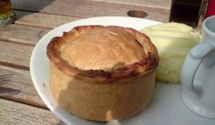 mushroom pie with potato pastry & pearl barley @ maplespice.com ...
