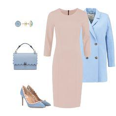 Dress: Tubino Bag: Furla Heels: Valentino Luxury Closet, Furla, Valentino, Nude, Heels, Bags, Outfits, Dresses, Fashion