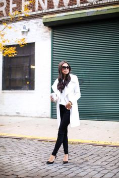 Chic winter whites