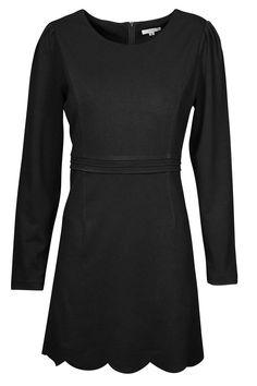Robe Courte KLING, Coupe droite et ajustée - Mode BE