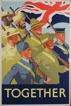 Second world war British propaganda posters  – in pictures
