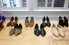 Jenni Kayne: New Fall 2013 shoes! (which pair do you want?) #nyfw