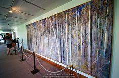 Arthur Boyd Abstract Landscape, Landscape Paintings, Landscapes, Australian Painters, Australian Artists, Arthur Boyd, Monet, Galleries, Art Pieces