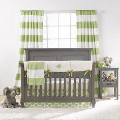 Gender neutral crib sets gender neutral baby bedding sets best cribs for baby images on babies . Crib Bedding Boy, Baby Bedding Sets, Crib Sets, Crib Rail Cover, Grey Crib, Best Crib, Green Bedding, Baby Cribs, Quilt