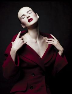 Photographed by Willy Vanderperre.