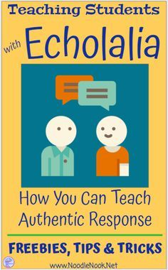 Teaching Students with Echolalia- Practical tips for getting authentic speech. - - Teaching Students with Echolalia- Practical tips for getting authentic speech. Autism Activities, Autism Resources, Speech Therapy Activities, Language Activities, Speech Therapy Autism, Sorting Activities, Music Therapy, Speech Pathology, Speech Language Pathology