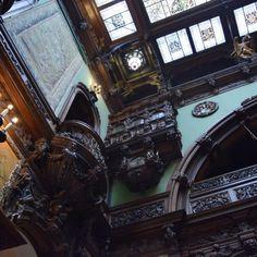La salle d'honneur du Château Peles. Photos, Travel, Romania, Tourism, Room, Viajes, Trips, Traveling, Cake Smash Pictures