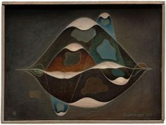 Oskar Fischinger, The Wave, 1948